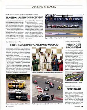 Page 10 of September 2003 archive issue thumbnail