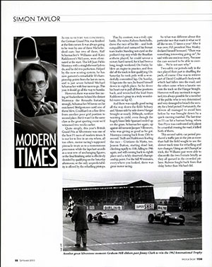 Page 22 of September 2003 archive issue thumbnail
