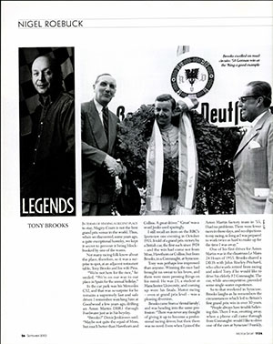 Page 26 of September 2003 archive issue thumbnail