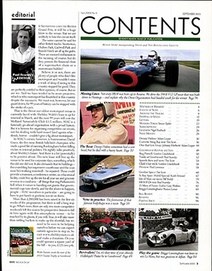 Page 3 of September 2003 archive issue thumbnail