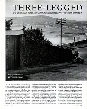 Page 70 of September 2003 archive issue thumbnail