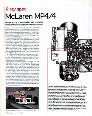 Page 66 of September 2005 archive issue thumbnail