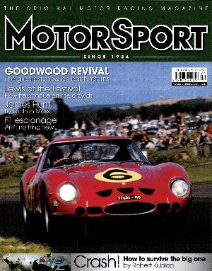 Cover image for September 2007