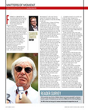 Page 11 of September 2013 issue thumbnail