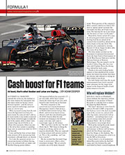 Page 20 of September 2013 issue thumbnail
