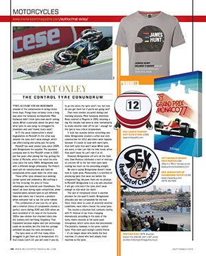 Page 26 of September 2013 archive issue thumbnail