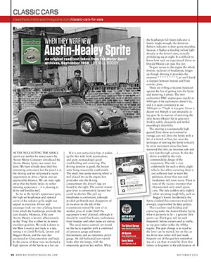 Page 30 of September 2013 archive issue thumbnail