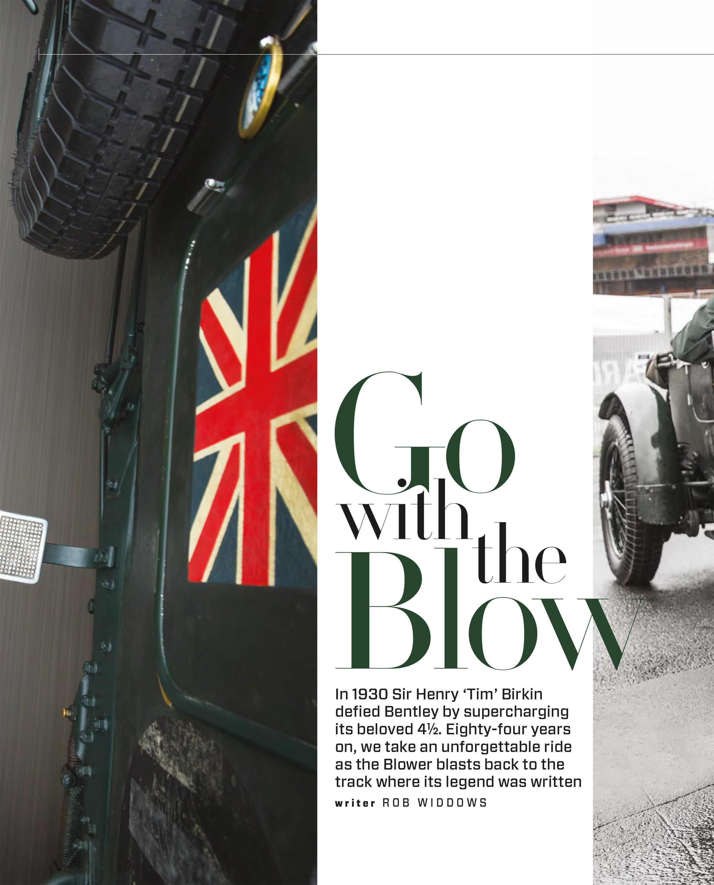 Go with the Blow image