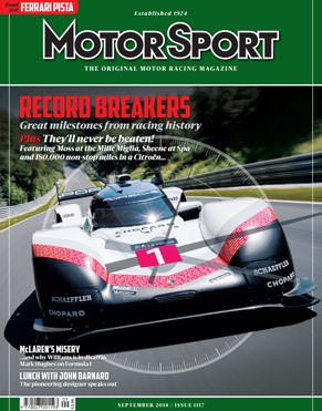 Cover of archive issue September 2018