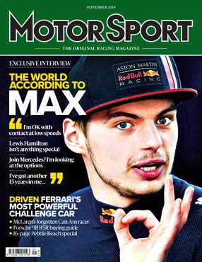 Cover image for September 2019