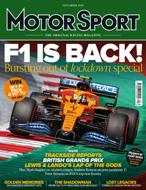 Cover image for September 2020
